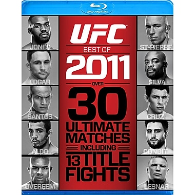 UFC: Best of 2011 (Blu-Ray)