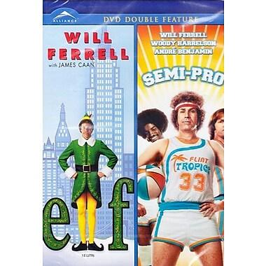Elf/Semi-Pro (DVD)