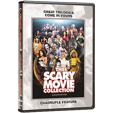 Scary Movie: Franchise Collection (DVD)