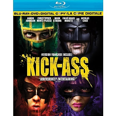 Kick-Ass (Blu-Ray)