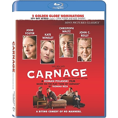 Carnage (2011) (Blu-Ray)