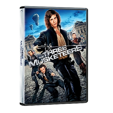 The Three Musketeers (DVD) 2012