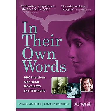 In Their Own Words (Athena) (DVD)