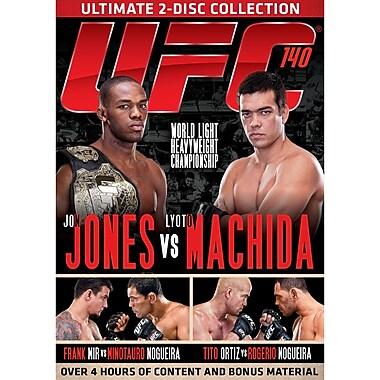 UFC 140: Jones vs Machida (DVD)