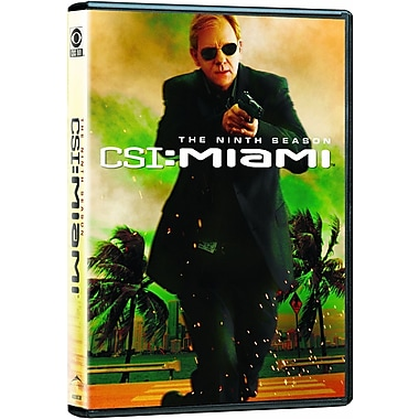 CSI: Miami: The Ninth Season (DVD)