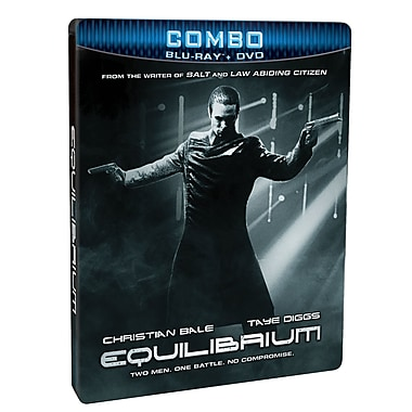 Equilibrium (Blu-Ray + DVD + Digital Copy)