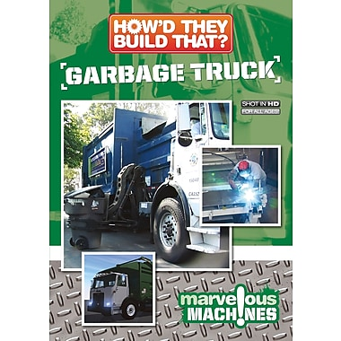 How'd They Build That? Garbage Truck (DVD)