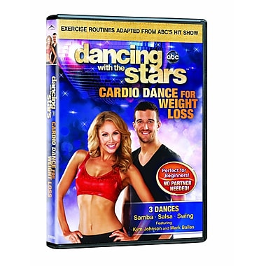 Dancing With The Stars: Cardio Dance For Weight Loss (DVD)