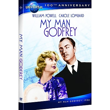 My Man Godfrey (1936)* (DVD)