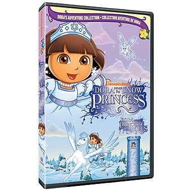 Dora the Explorer: Dora Saves The Snow Princess (DVD)