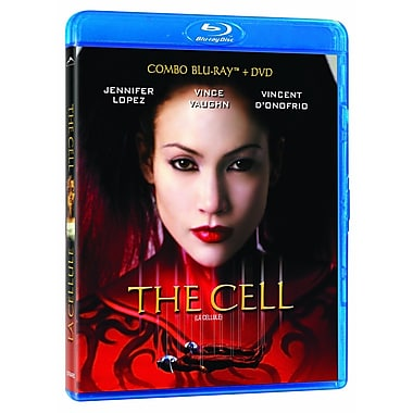 The Cell (Blu-Ray + DVD)