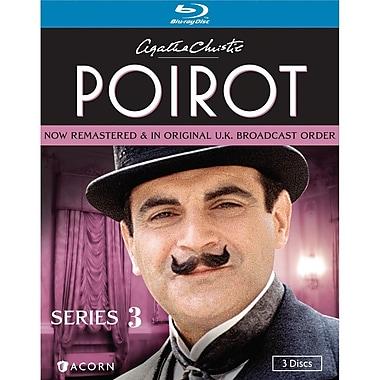 Agatha Christie's Poirot Series 3 (Blu-Ray)