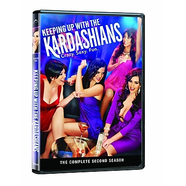 Keeping Up with the Kardashians Season 2 (DVD)