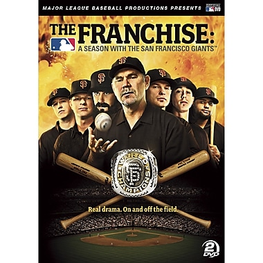 The Franchise Season 1 (DVD)