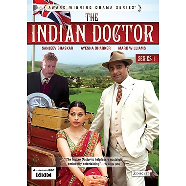 The Indian Doctor Series 1 (DVD)