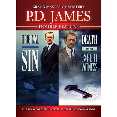 P.D. James: Original Sin/Death of An Expert Witness (DVD)