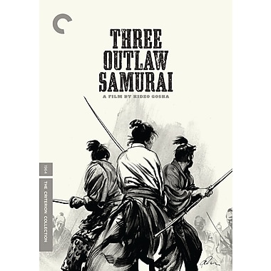 Three Outlaw Samurai (DVD)