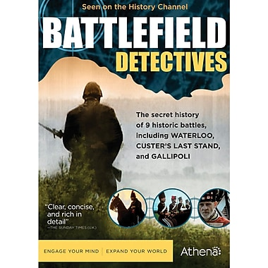 Battlefield Detectives (DVD)