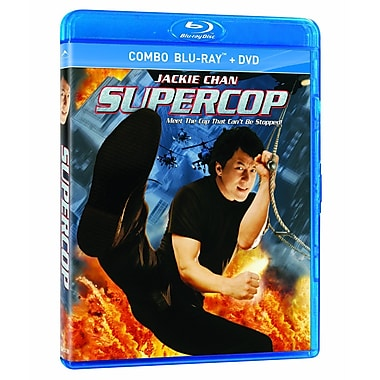 Supercop (Blu-Ray + DVD)