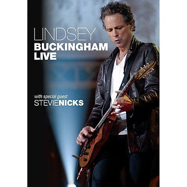 Lindsey Buckingham with Special Guest Stevie Nicks: Live (DVD)