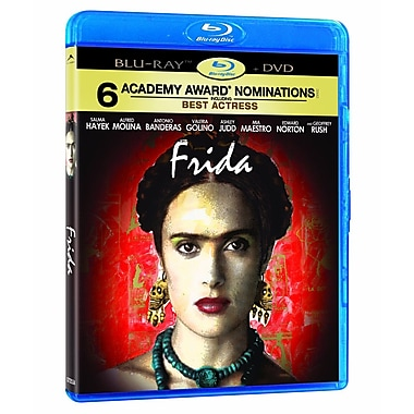 Frida (Blu-Ray + DVD)