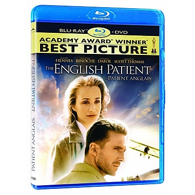 The English Patient (Blu-Ray + DVD)