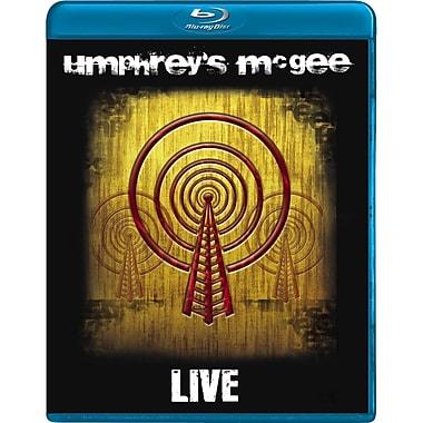 Umphrey's McGee: Live (Blu-Ray)