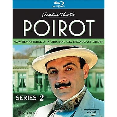 Agatha Christie's Poirot - Series 2 (Blu-Ray)