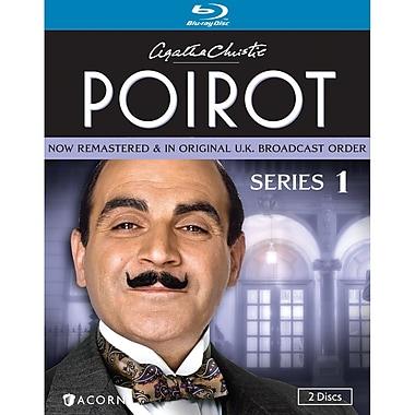 Agatha Christie's Poirot - Series 1 (Blu-Ray)