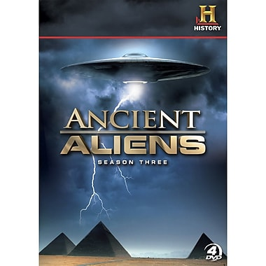 Ancient Aliens: Season 3 (DVD)