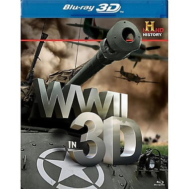 WWII in 3D (3D Blu-Ray)