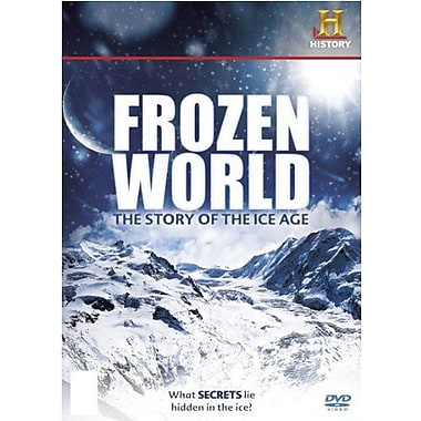 Frozen World: The Story of the Ice Age (DVD)