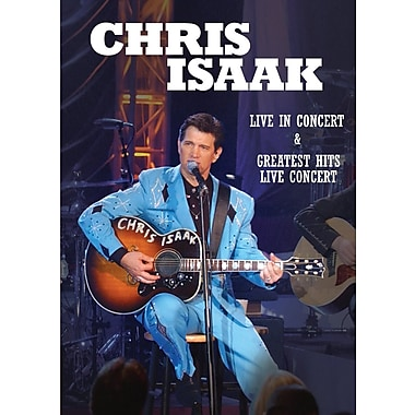 Chris Isaak Greatest Hits: Live (DVD)