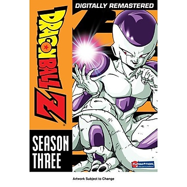 Dragon Ball Z: Season Three (DVD)