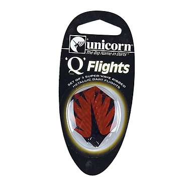 Q Flights Assorted Dart Accessory
