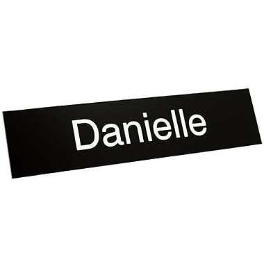 Custom Plastic Engraved Name Badges