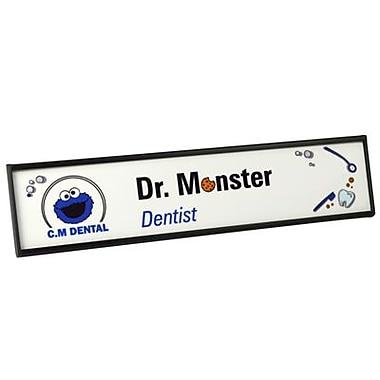 Custom Metal Nameplates