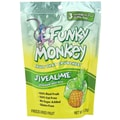 Funky Monkey® Jivealime® Freeze Dried Fruit, 1 oz., 12/Pack