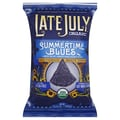 Late July® Organic Snacks Multigrain Tortilla Chips, Summertime Blues, 5.5 oz.