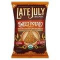 Late July® Organic Snacks Multigrain Tortilla Chips, Sweet Potato, 5.5 oz.