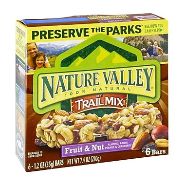 Nature Valley® Fruit & Nut Chewy Trail Mix Bars, 1.2 oz., 96/Pack