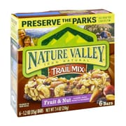Nature Valley Fruit & Nut Chewy Trail Mix Bars, 1.2 oz., 96/Pack