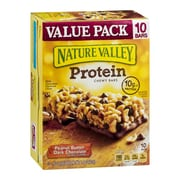 Nature Valley Peanut Butter Dark Chocolate Protein Chewy Bars, 1.42 oz., 48/Pack