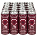 Izze® All Natural Sparkling Juice, Blackberry, 8.4 oz. Can, 24/Pack