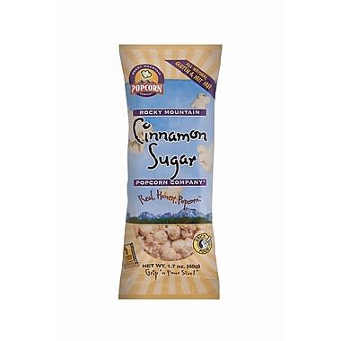 Rocky Mountain All Natural/Gluten & Nutfree Cinnamon Sugar Popcorn, 1.7 oz., 36/Pack