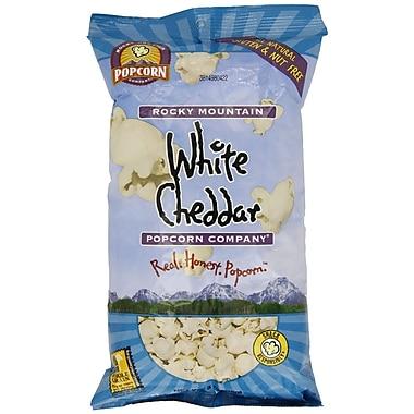 Rocky Mountain® All Natural/Gluten & Nutfree White Cheddar Popcorn, 3 oz., 12/Pack