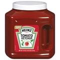 Heinz #10 Ketchup Jug, 114 oz., 6/Pack