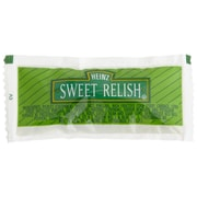 Heinz Sweet Relish, 9g, 400/Pack