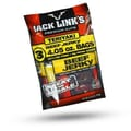 Jack Links Teriyaki Beef Jerky, 4.05 oz.4/Pack