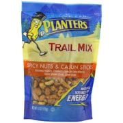 Planters Spicy Nuts & Cajun Trail Mix, 2 oz. Peg Bag, 32/Pack